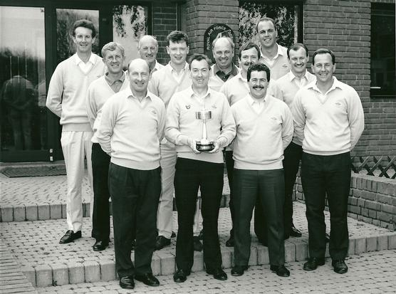 1991 RAF Germany Team