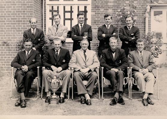 1962: RAF Team