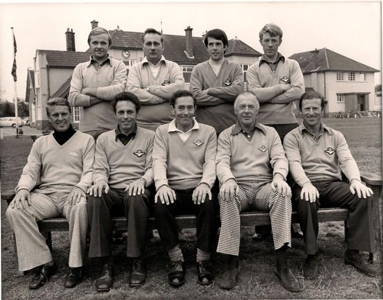 1977 Burnham & Berrow RAF Team